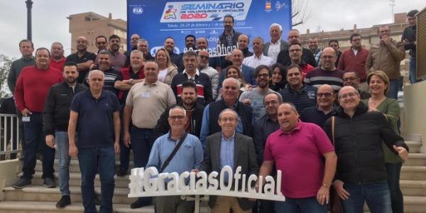 Canarias invade el Seminario de Oficiales de la RFEdA