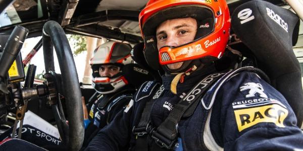 Pep Bassas y Axel Coronado a por el ERC3 Junior 2020