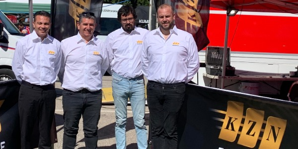KZN Proservice, nuevo equipo de competición nacional