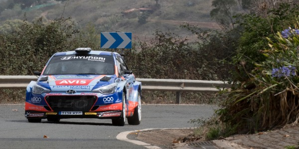Cancelado el automovilismo inminente en Canarias