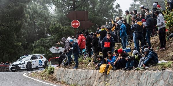El Rally Islas Canarias ERC 2020 se aplaza