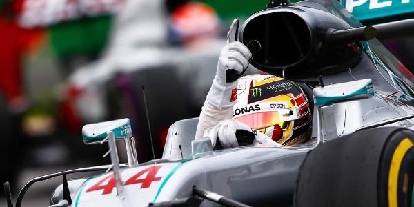 Hamilton a un paso de convertirse en leyenda