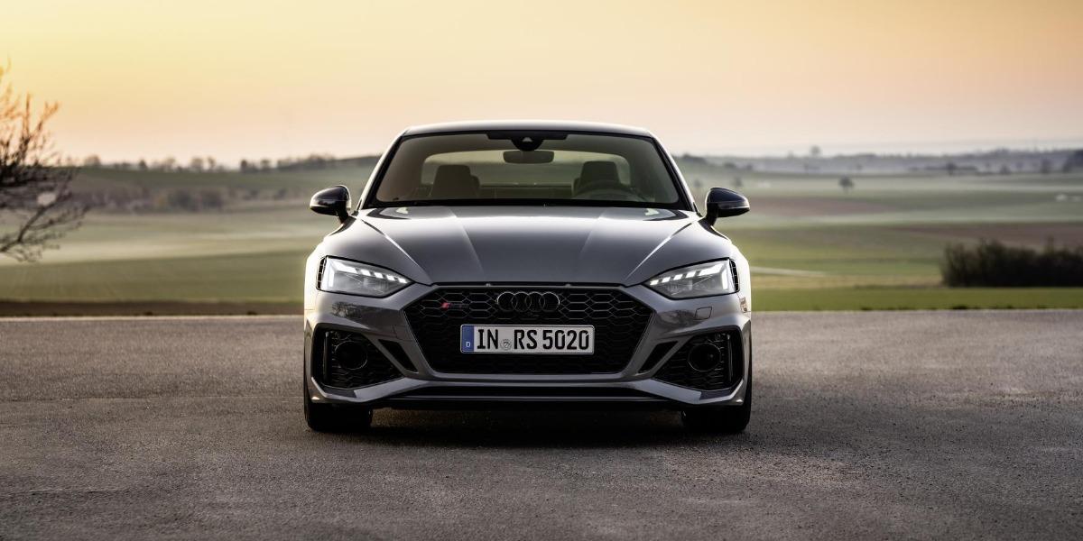 Audi R S5 Coupé