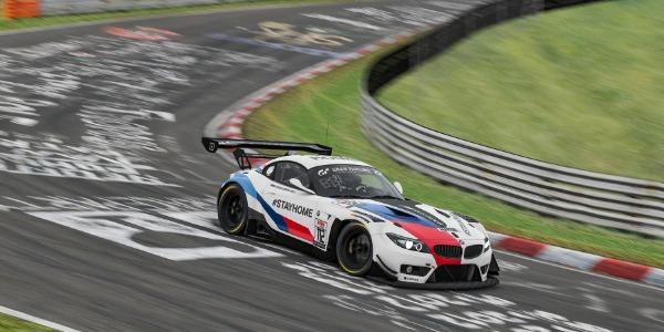 Así se entrenan los pilotos de BMW en el confinamiento