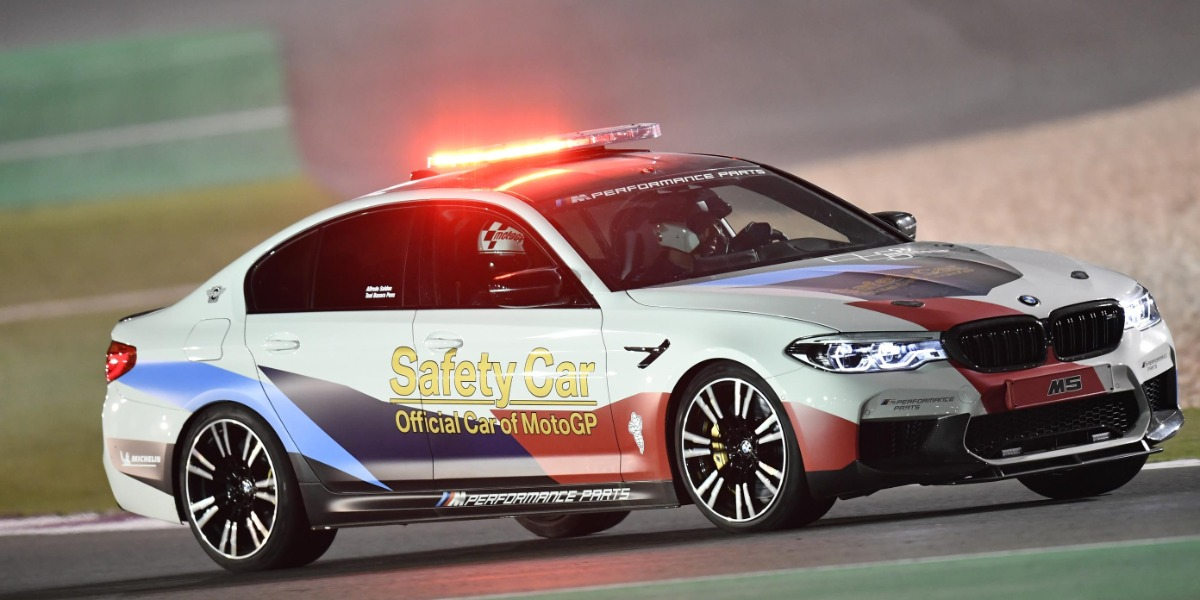 BMW Safety Cars