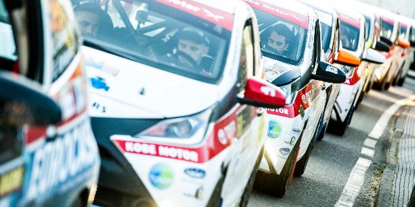Copa Toyota Kobe Motor de Rallyes