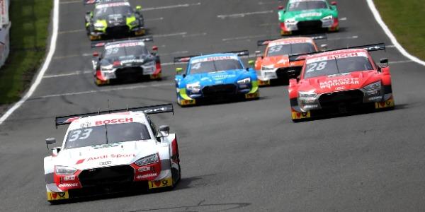 Audi dejará el DTM tras la temporada 2020