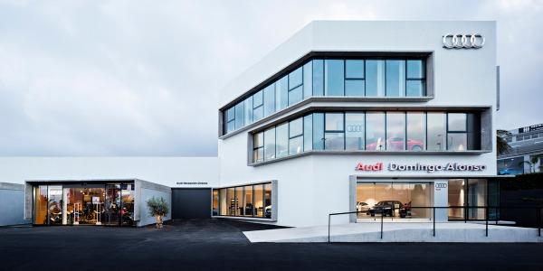 Domingo Alonso Group - Instalaciones en Tenerife