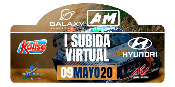 I Subida Virtual Galaxy Gaming Center - A Todo Motor