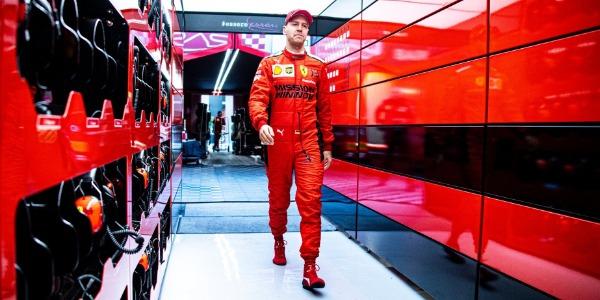 Fórmula 1: Sebastian Vettel se va de Ferrari