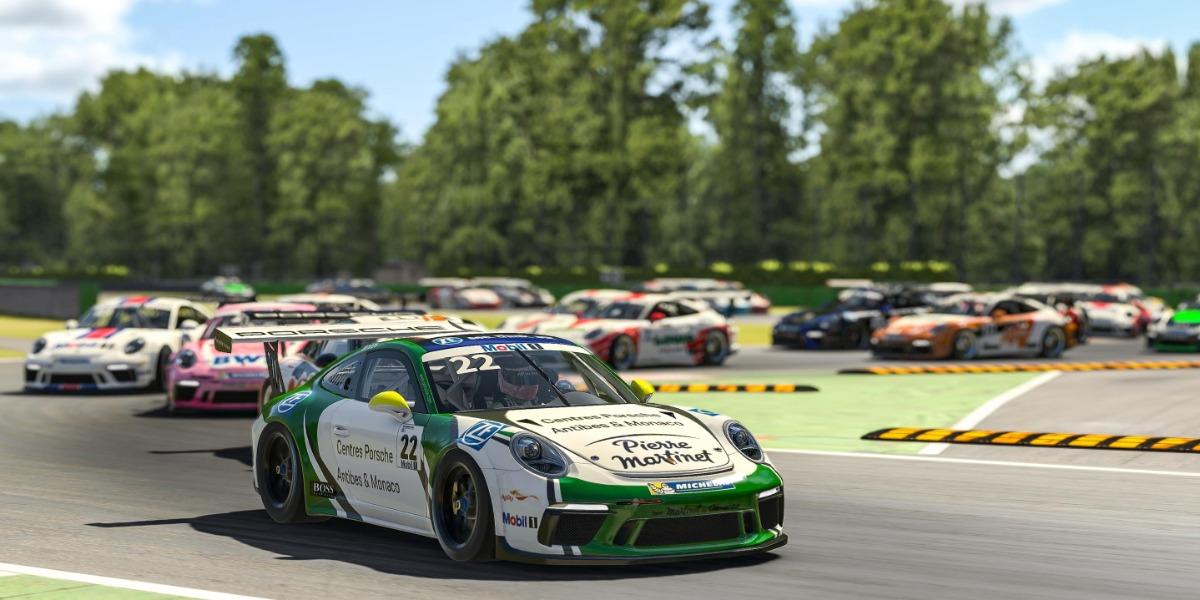 Porsche Mobil 1 Supercup Virtual Edition