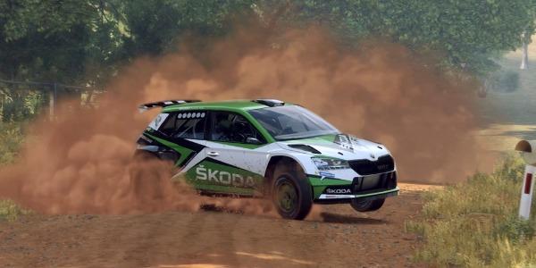Skoda Motorsporte eChallenge