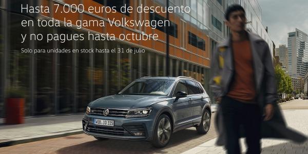 Descuentos Volkswagen Canarias
