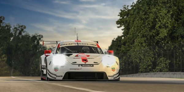 Equipo Porsche eSports
