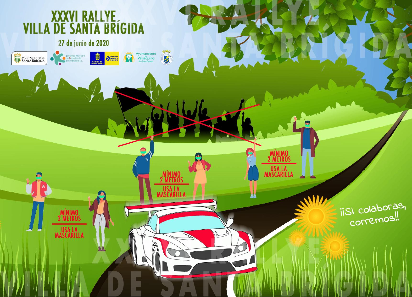 Rallye Villa de Santa Brígida 2020