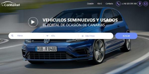 tuCarMarket.com, el primer mercado canario de coches de ocasión