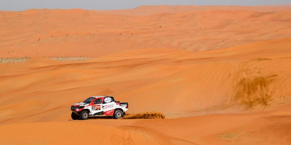 El Rally Dakar de 2021 del 3 al 15 de enero en Arabia Saudí
