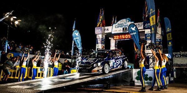 El Rally Islas Canarias 2020 adelanta una semana su celebración