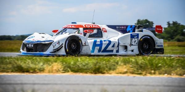 Michelin y Symbio desarrollan la pila de hidrógeno en la competición