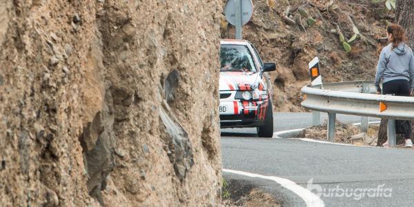 Los números del Rallye Villa de Santa Brígida detrás del telón