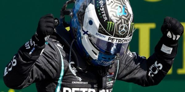 Valtteri Bottas gana en Austria en el regreso de la Fórmula 1