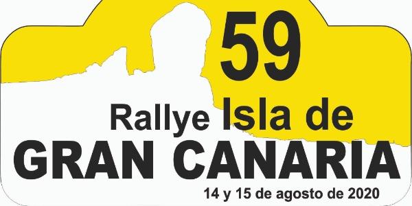 Placa de la 59 edición