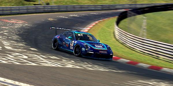 La Porsche eSports Supercup llega a Nürburgring