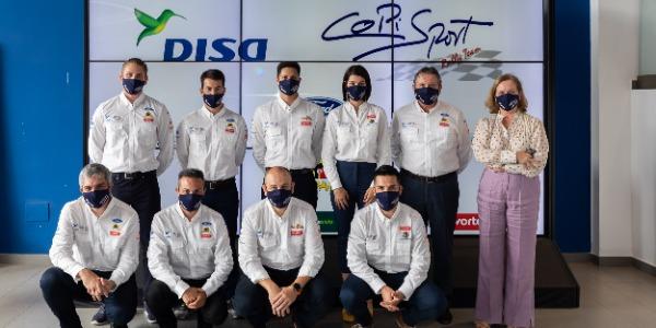 DISA Copi Sport presenta su proyecto para 2020