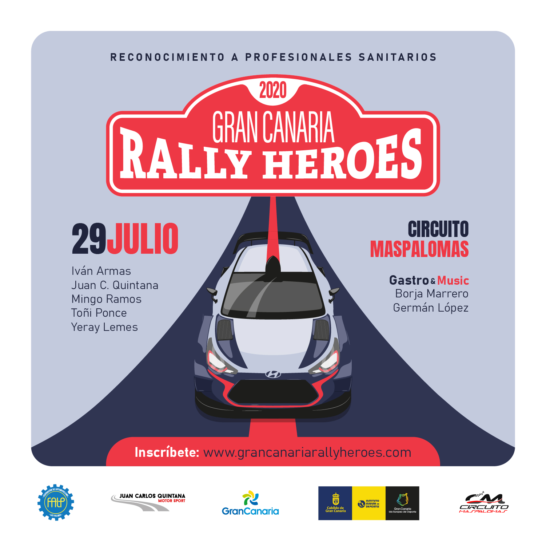 Gran Canaria Rally Heroes