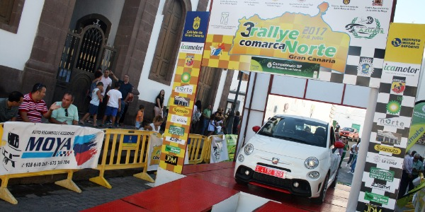 Rallye Comarca - Norte Gran Canaria