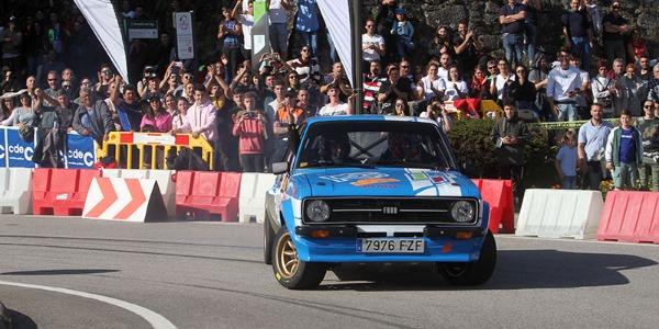 Rallye Recalvi Rías Baixas