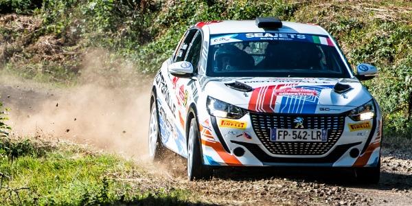 El Rally Liepaja, siguiente reto para Sergio Fuentes en el FIA ERC