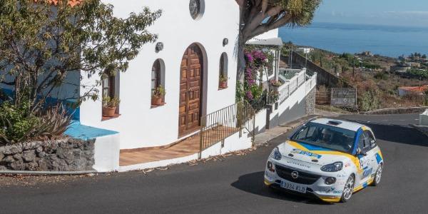 Santa Cruz de La Palma acogerá el Rallye La Palma Isla Bonita