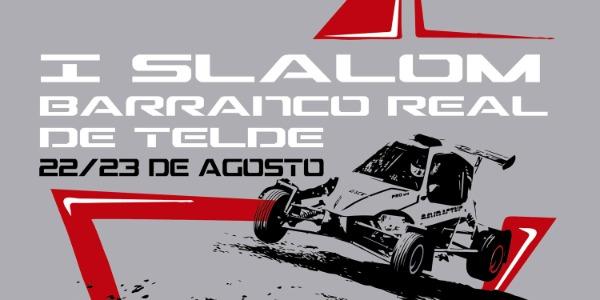 I Slalom Barranco Real de Telde