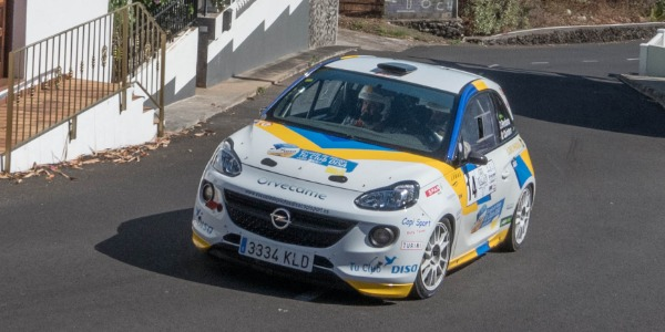 Rallye La Palma Isla Bonita