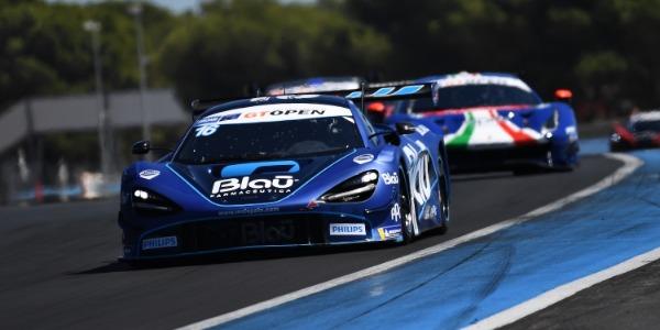Teo Martín Motorsport se mantiene líder del GT Open