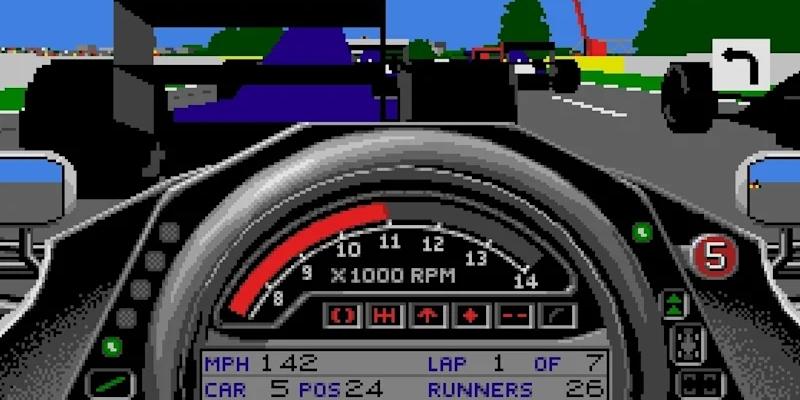 Grand Prix de Microproose
