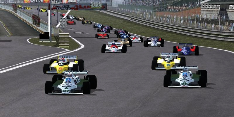 rFactor Party