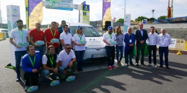 El II Eco-Rally Isla de Gran Canaria retoma sus inscripciones