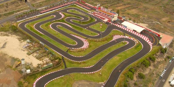 Modificado el calendario de Karting en Canarias