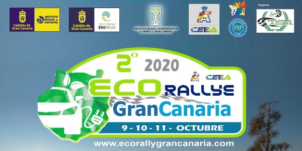 II Eco-Rally Gran Canaria