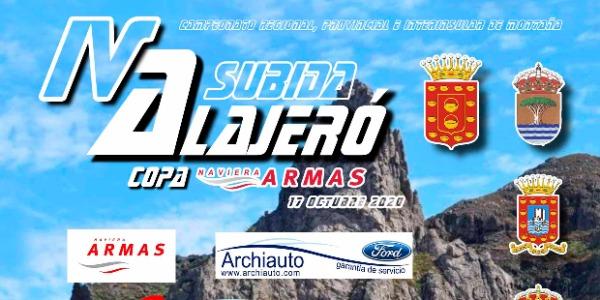 IV Subida Alajeró