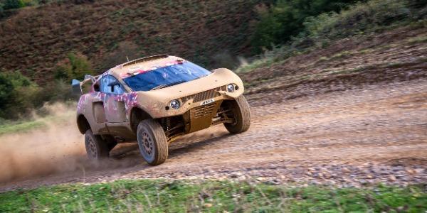 Coche T1 del Rally Dakar