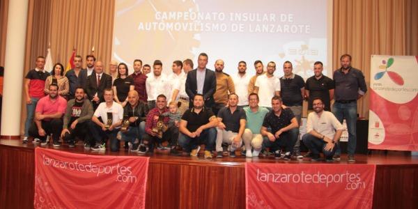 Gala Campeones Lanzarote 2019