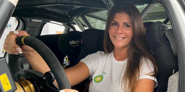 Emma Falcón lidera la Lista de Inscritos del Rallye de Maspalomas