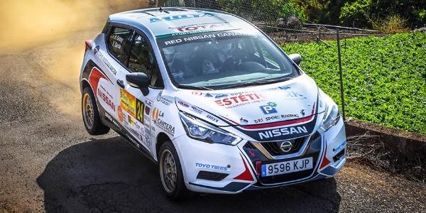 DRI Sport Racing estará en el Rallye de Maspalomas