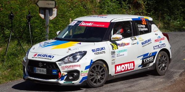 Guayasén Ortega y Daniel Quintana estarán en el Rallye La Nucía