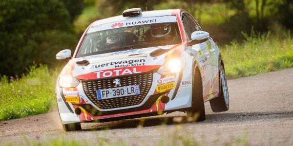 Alejandro Martín estará en el Rallye La Nucía Mediterráneo