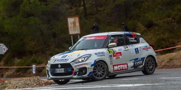 Padaman Sport terminó con nota en el Rally La Nucía