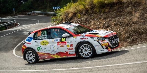 Foto: Peugeot Rally Cup Ibérica